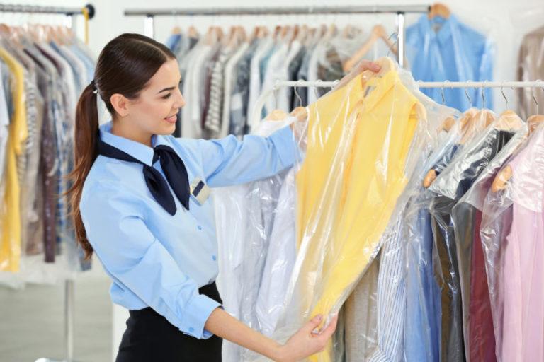Химчистка одежды
