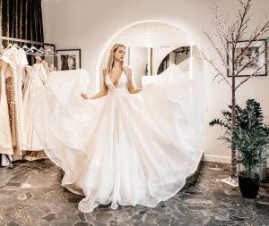 Как выбрать свадебный салон для покупки платья невесты?